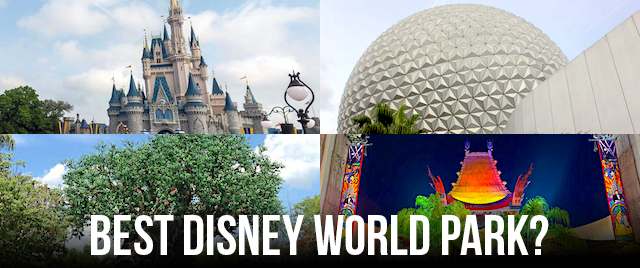 Tournament 2018: What is the best park at Walt Disney World?