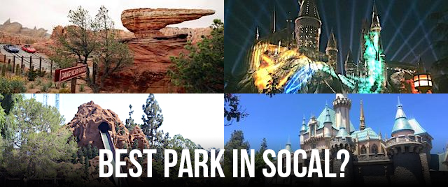 Tournament 2018: What's the best park in Southern California?