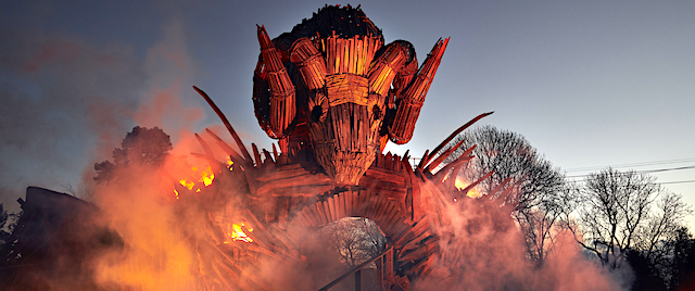 Ride review: Alton Towers' Wicker Man