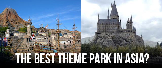 Tournament 2018: What is the best theme park in Asia?