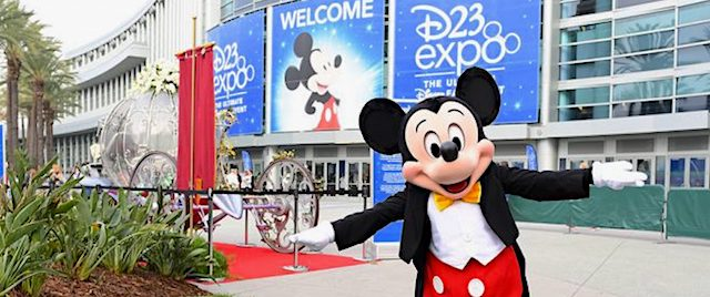 Disney announces dates for 2019 D23 Expo