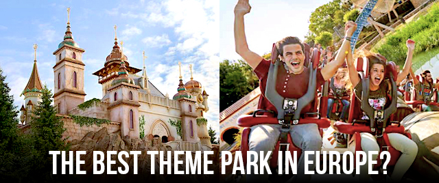 Tournament 2018: What is the best theme park in Europe?