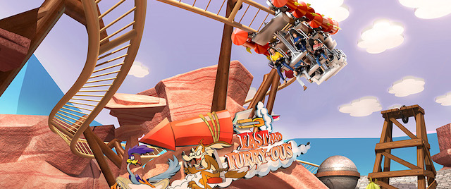 Warner Bros. World reveals its Bedrock, Dynamite Gulch attractions