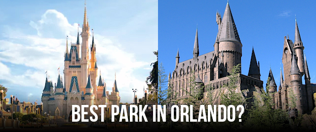 Tournament 2018: What is the best theme park in Orlando?