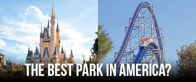 Tournament Semifinal 2018: What is the best theme park in America?