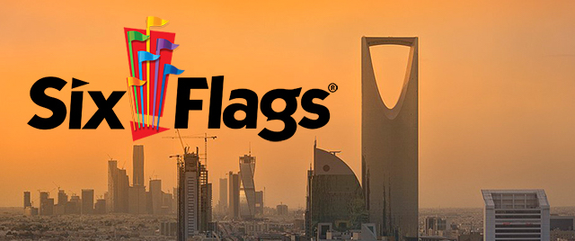 Six Flags announces plans to open a theme park in Saudi Arabia