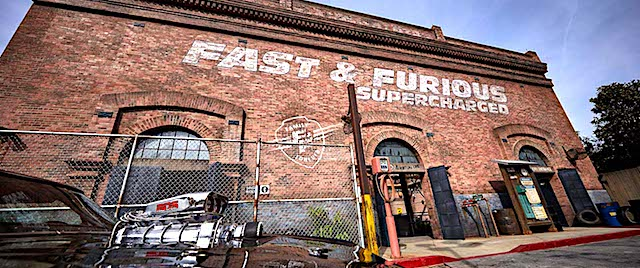 Fast and Furious to debut May 2 at Universal Studios Florida