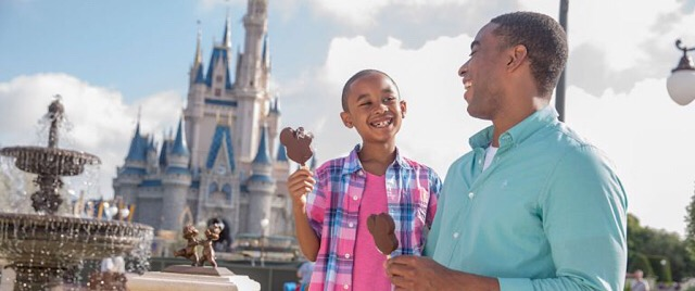 It's 'free dining' day for Disney World fans