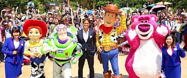 Toy Story Land opens at Shanghai Disneyland