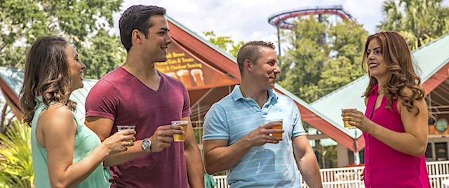 SeaWorld and Busch Gardens bringing back free beer