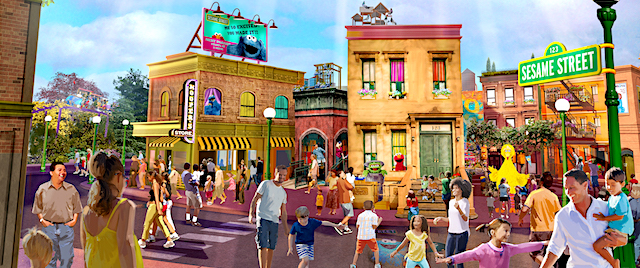 SeaWorld Orlando reveals more plans for its Sesame Street land
