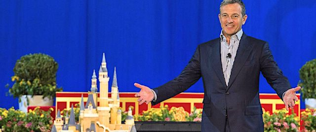 Disney CEO calls construction of new theme parks 'inevitable'