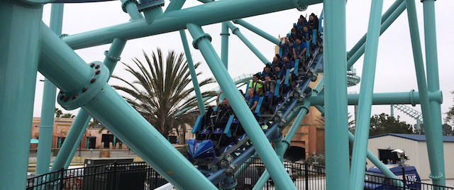 Can Electric Eel put SeaWorld San Diego on the coaster map?