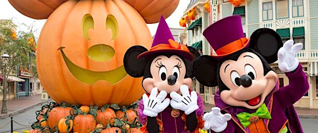 Disneyland announces HalloweenTime and Halloween party dates