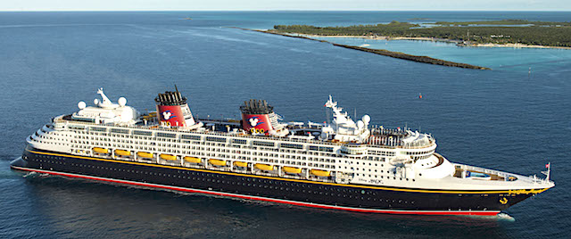 Disney Cruise Line reveals its next set of itineraries