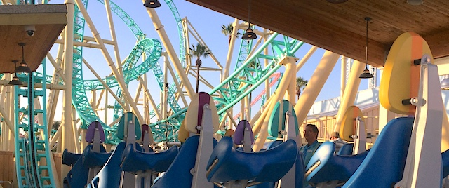 Knott's Berry Farm asks roller coaster fans to dive in with HangTime