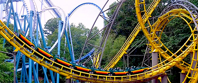 Loch Ness Monster celebrates 40 years at Busch Gardens Williamsburg
