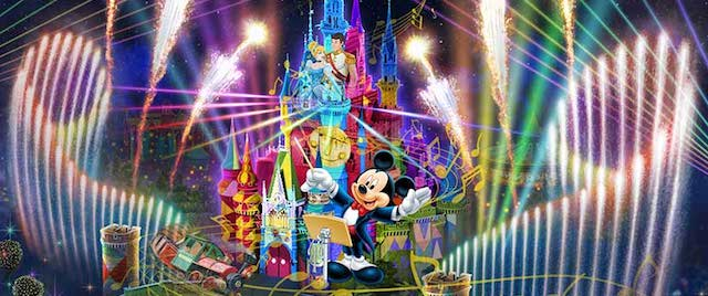 Tokyo Disneyland shares first look at its new castle show