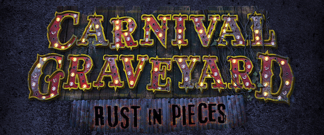 Universal Orlando is taking Halloween to the Carnival Graveyard