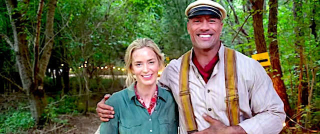 Filming begins for Disney's Jungle Cruise movie