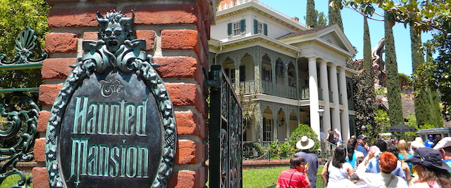 How many ghosts do we really need in Disney's Haunted Mansion?