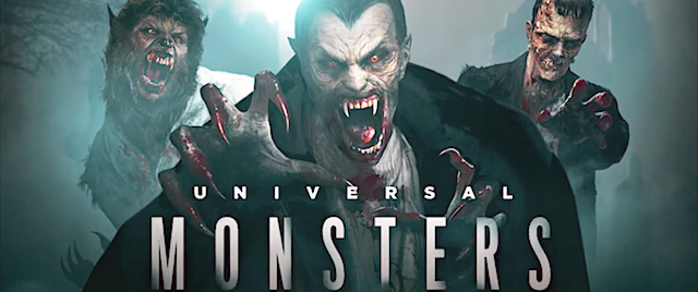 Universal's Monsters complete Hollywood's Horror Nights line-up