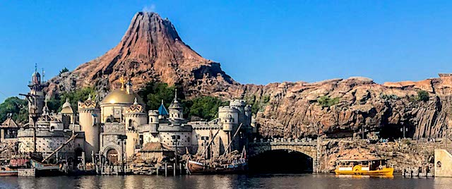 Reader ratings and reviews for Tokyo DisneySea