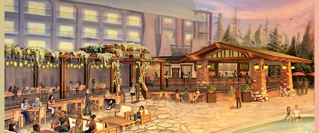 Disneyland is building even more places to drink