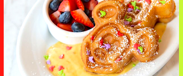 Disney adds breakfast at the Magic Kingdom's Plaza Restaurant
