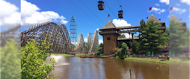 Did you take a theme park roadtrip this summer?
