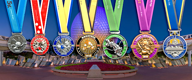 Here's what you are running for at the next Disney World Marathon