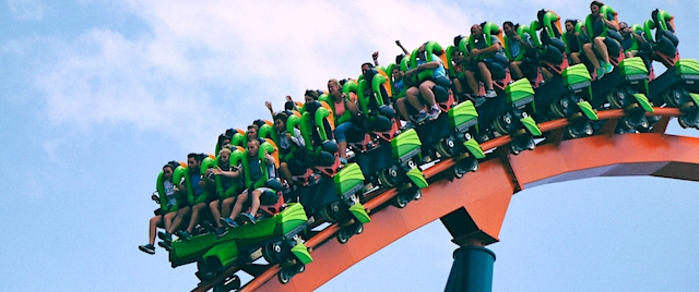 The Purge, Coaster Style: Seven roller coasters that need to go