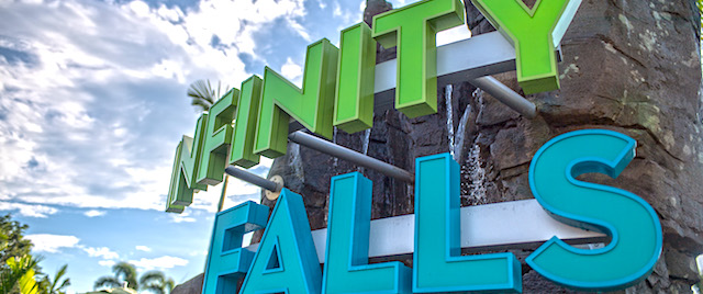 SeaWorld Orlando announces opening for Infinity Falls