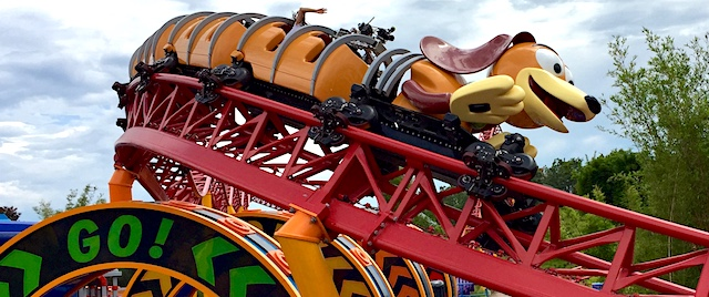 What ride system do you most want to see at more theme parks?