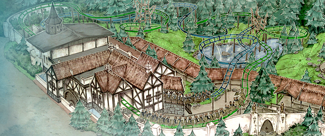 Efteling announces new family coaster for 2020