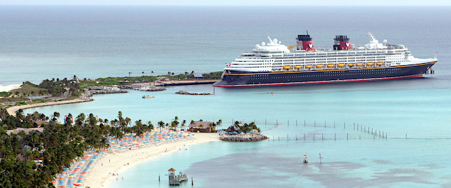 Disney Cruise Line looks to expand in the Bahamas
