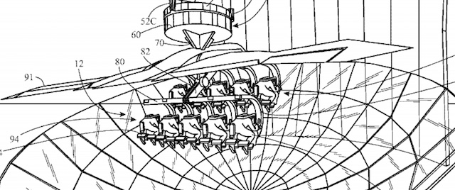 Disney and Universal put a spin on reality with latest patents