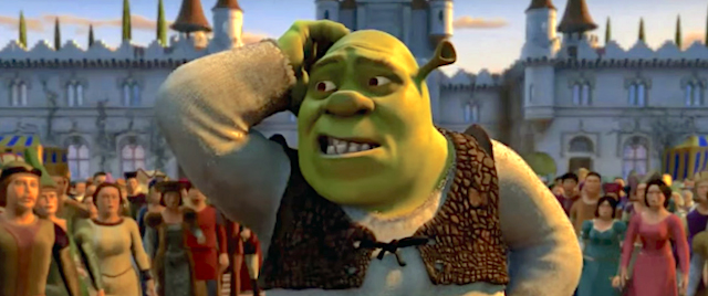 What should Universal Studios do now with Shrek?