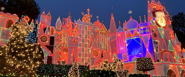 What's happening for Christmas this year at Disneyland