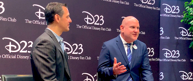 Disney's D23 celebrates 10 years with more member events