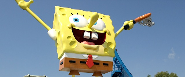 Celebrating the joy of SpongeBob SquarePants and his world