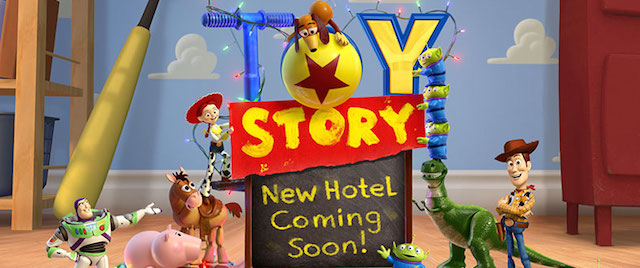 A new 'Toy Story' hotel is coming to Tokyo Disney