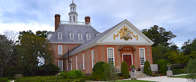 CBS buys a sitcom based on... Colonial Williamsburg?