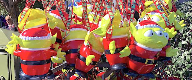 Santa LGM popcorn buckets