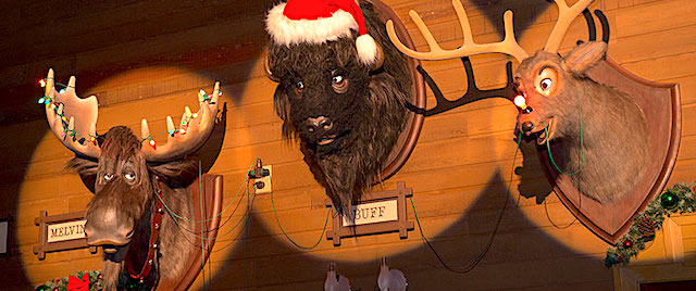 Who remembers the Country Bears' Christmas special?
