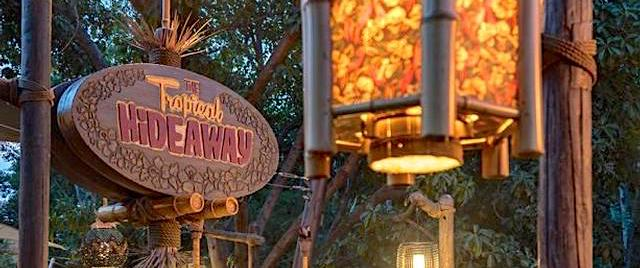 Disneyland prepares its Tropical Hideaway's debut