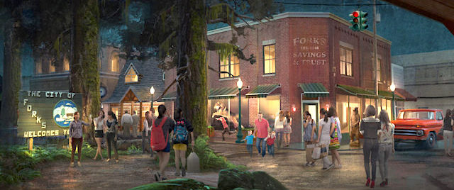 Who's ready for a 'Twilight' theme park land?