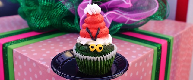 Do you prefer theme parks' sweet or savory holiday food specials?