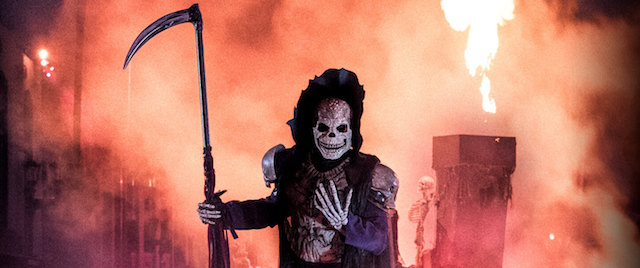 Universal Orlando announces 2019 Horror Nights dates... or does it?