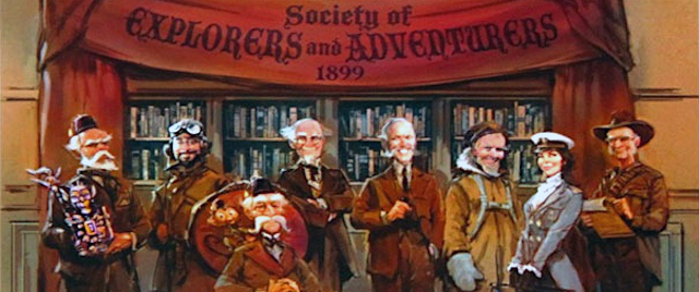 How well do you know Disney's secret society of theme park characters?
